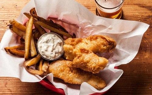 Najpopularniejsza przekąska do piwa - rybne przekąski